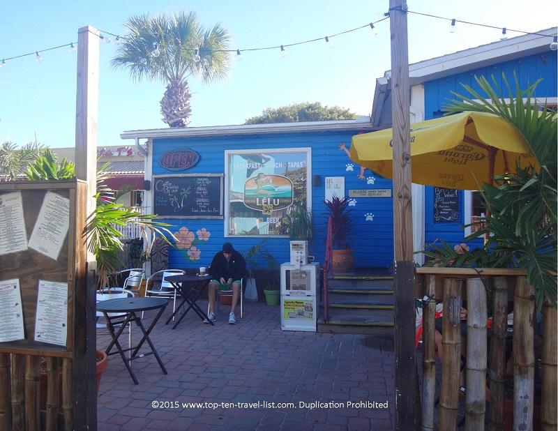 Lelu Coffee Lounge in Siesta Key, Florida
