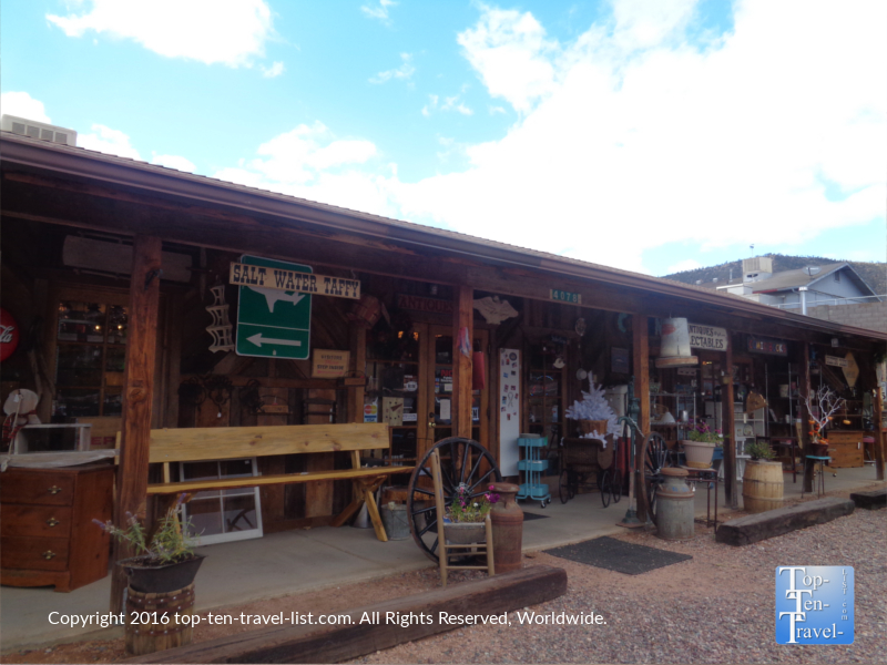 Antique shops in Pine Arizona