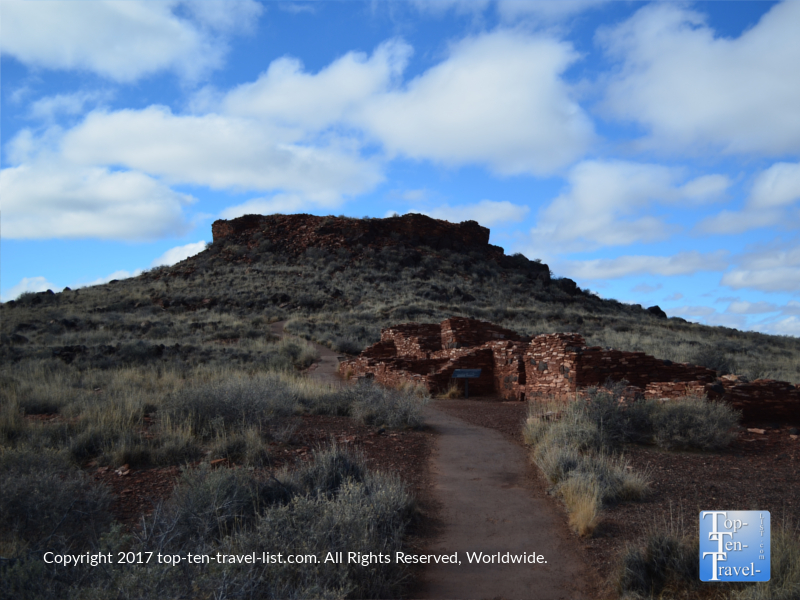 The Citadel at Wupatki National Monument