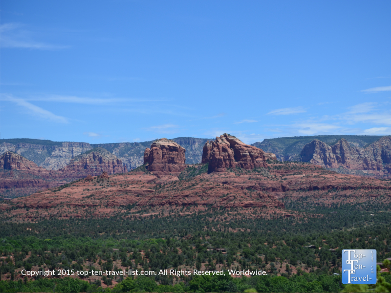 Gorgeous scenery at Red Rock State Park in Sedona, Arizona