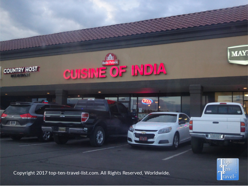 Delhi Palace Cuisine of India in Flagstaff, Arizona