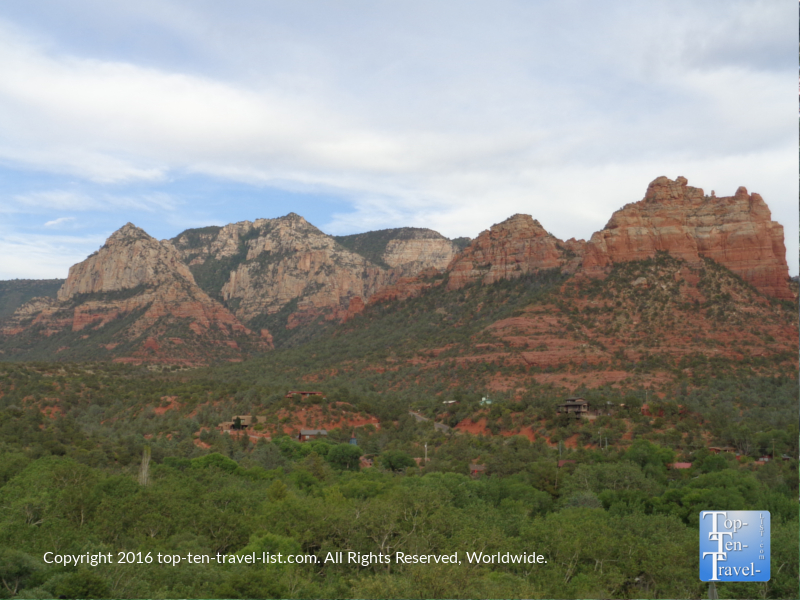Grand views in Uptown Sedona