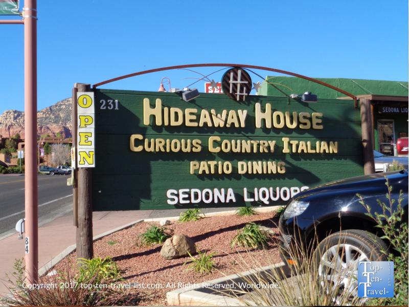 Hideaway House in Sedona AZ