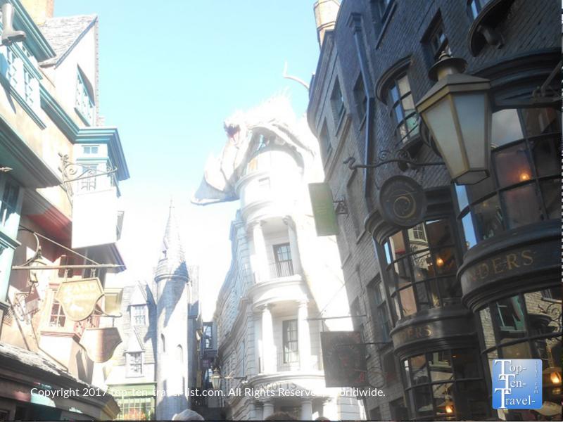 Ollivanders at Universal Studio Diagon Alley