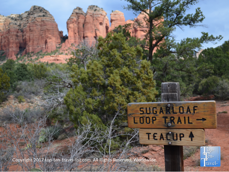 Sugarloaf Trail in Sedona AZ