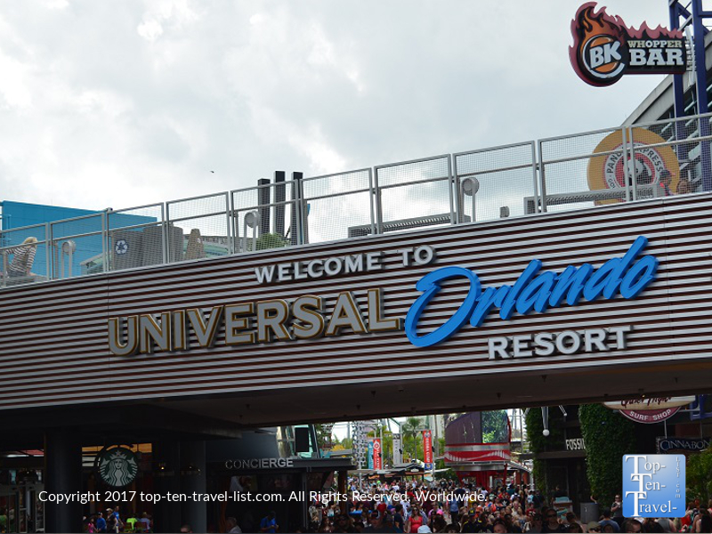 Must do s at universal studios orlando top ten travel