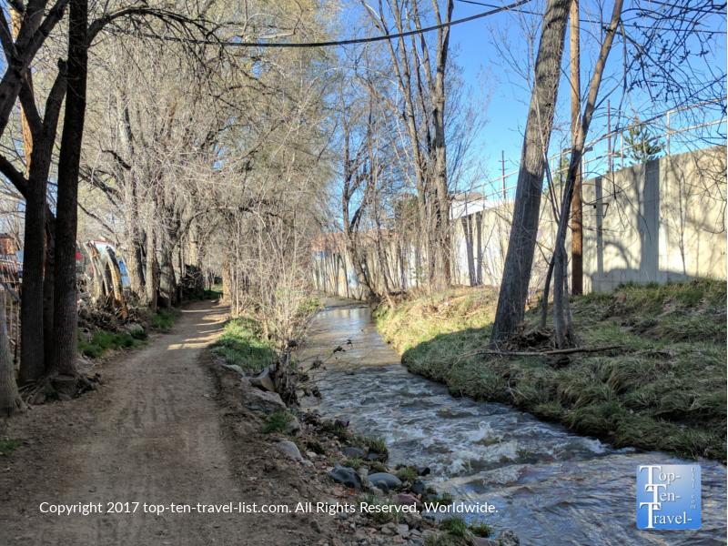 Granite Creek - Creekside stroll in Prescott AZ