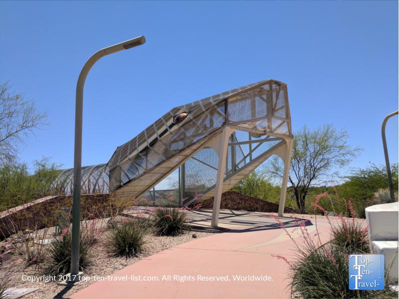 Rattlesnake Bridge in Tucson AZ