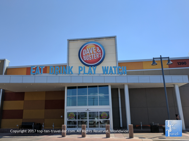 Dave and Busters in Tucson AZ