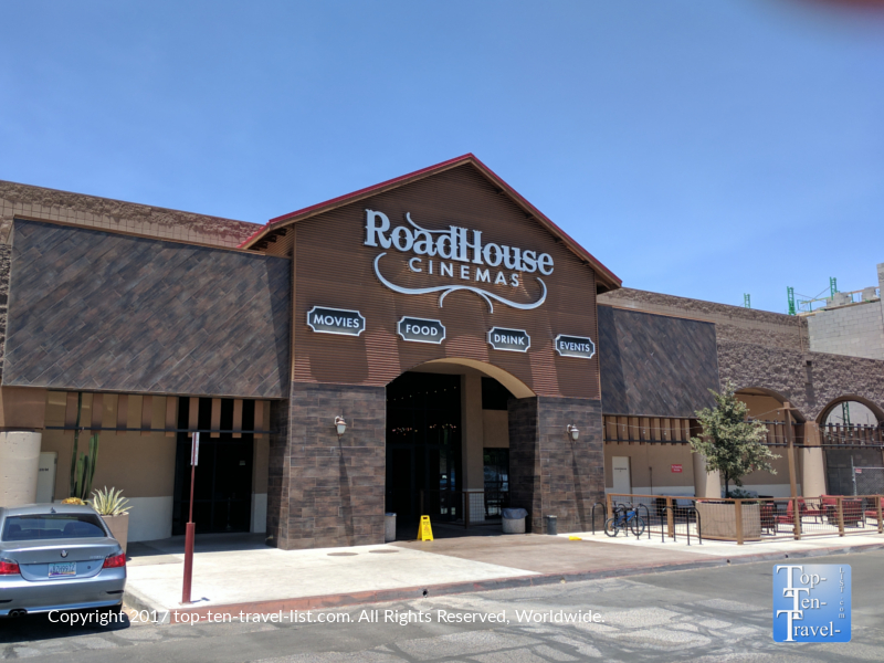 Roadhouse Cinemas in Tucson AZ