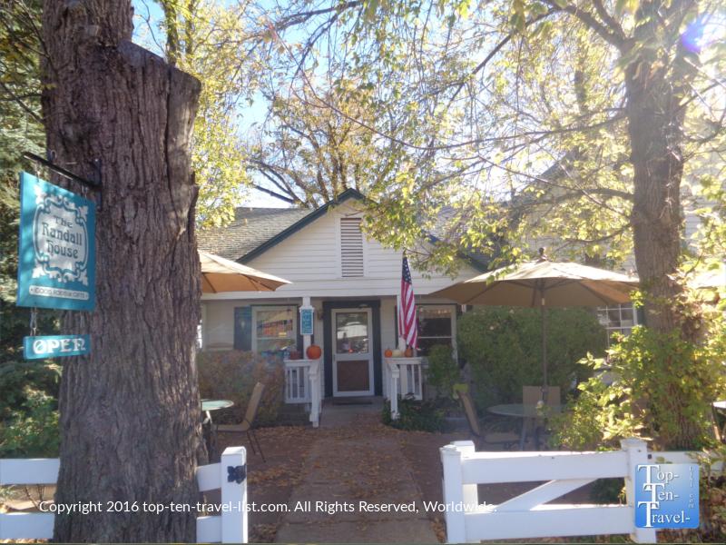 Randall House in Pine Arizona