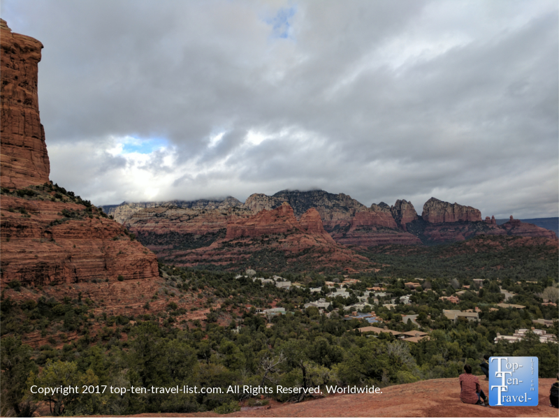 Teacup trail in Sedona