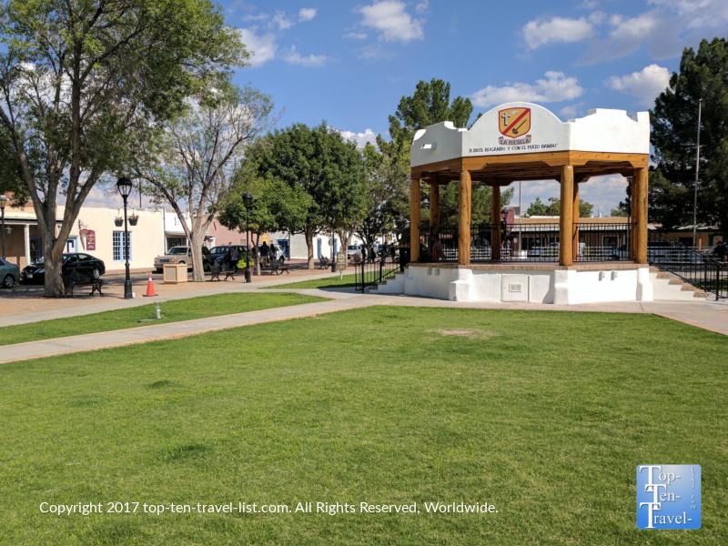 Historic Old Mesilia near Las Cruces NM