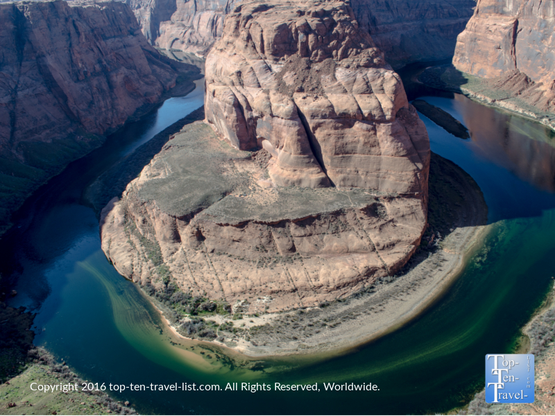 Horseshoe Bend in Page AZ