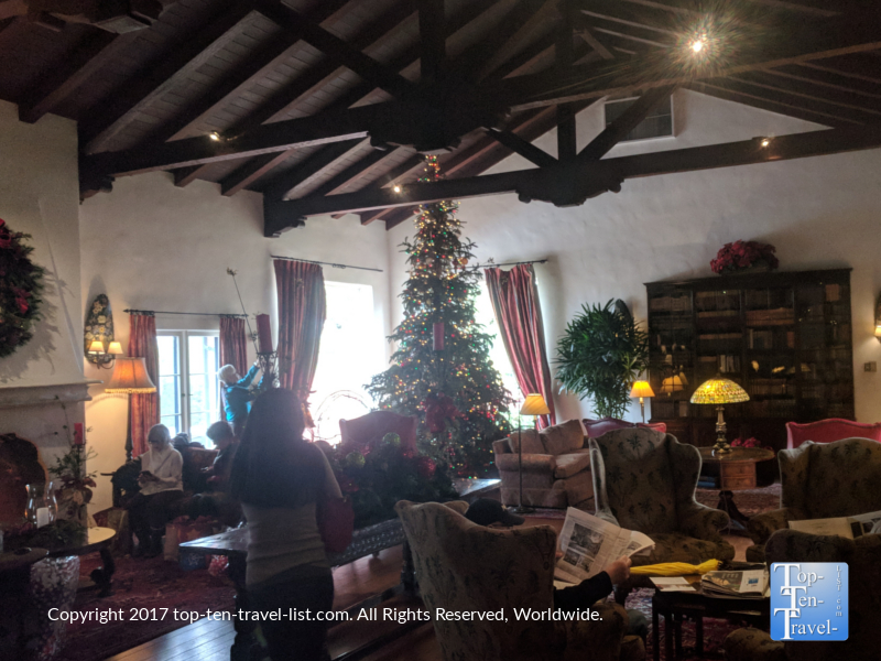 Christmas at the Arizona Inn in Tucson