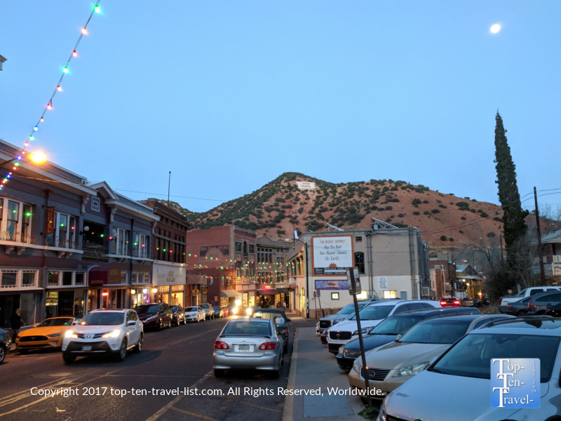 Downtown Bisbee Arizona