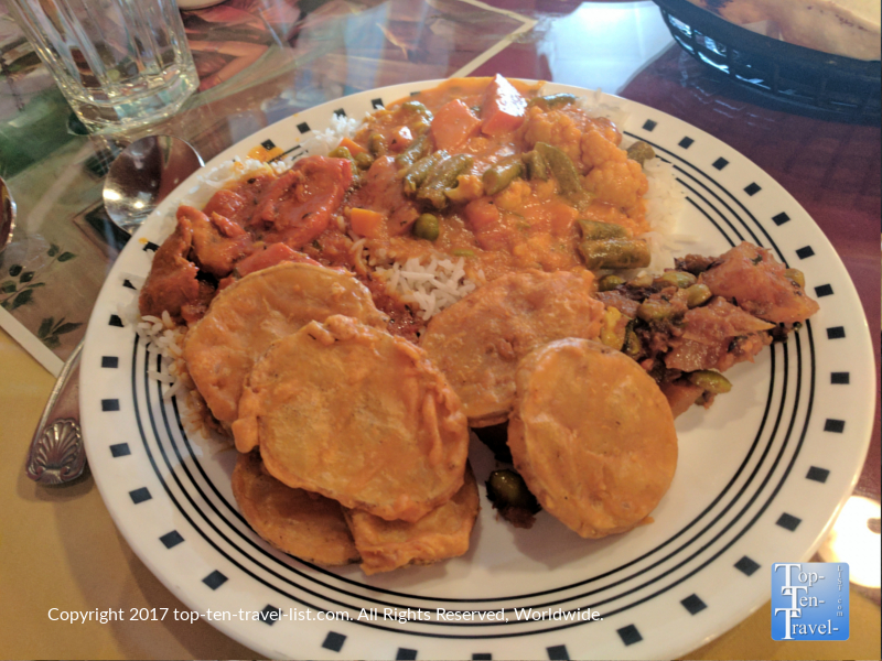 Fabulous Indian cuisine at Delhi Palace in Flagstaff, Arizona