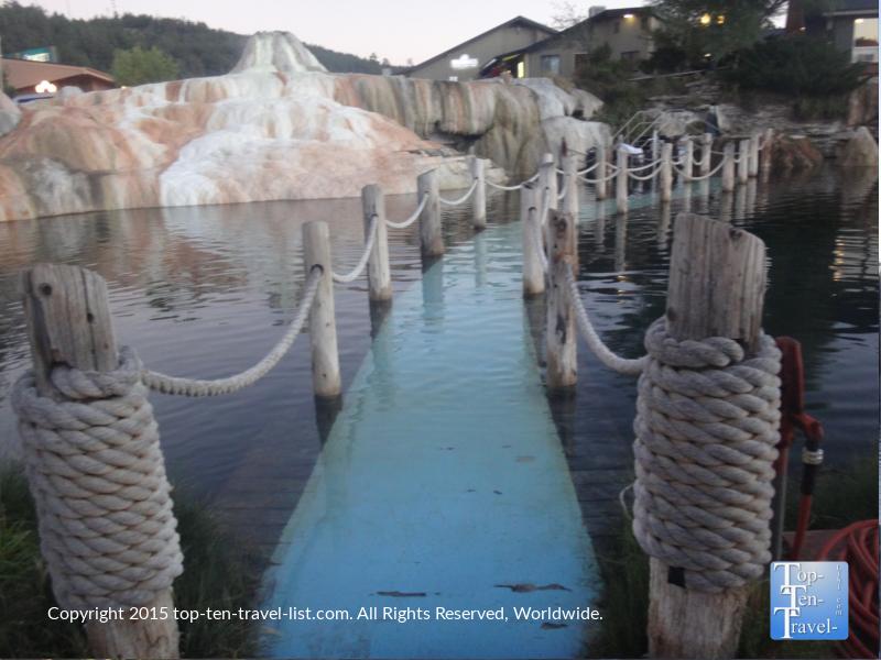 Pagosa Springs hot springs resort