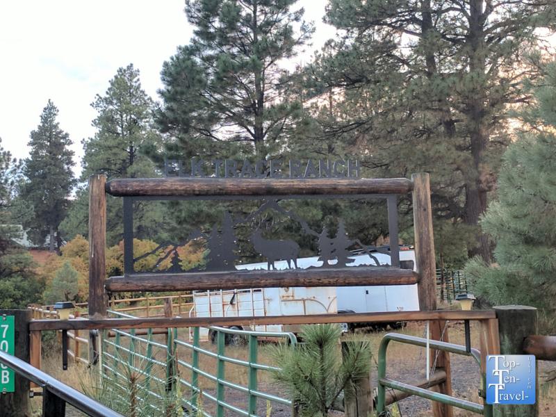 Elk Trace Ranch in Pagosa Springs, Colorado
