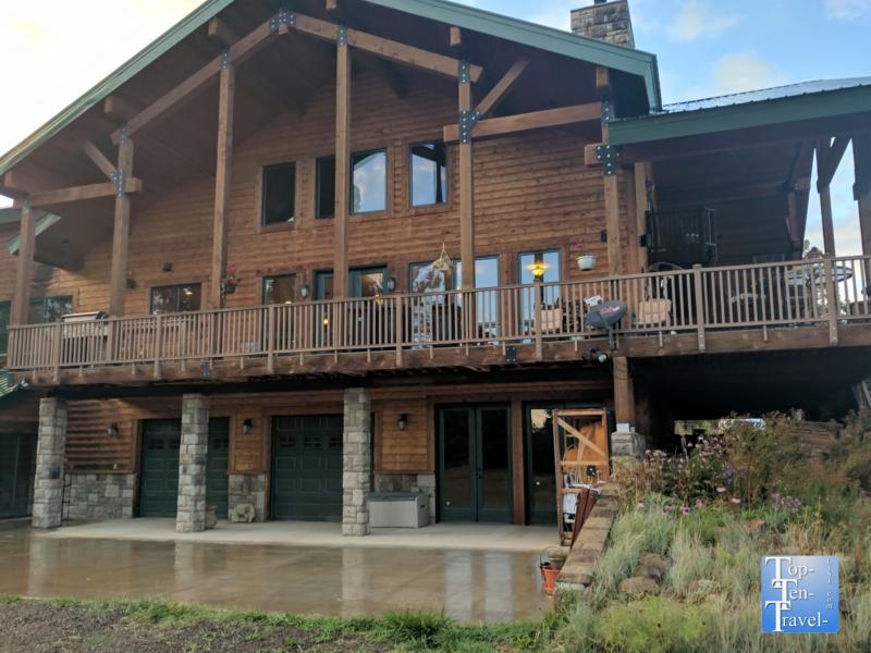 The Elk Trace Inn B & B in Pagosa Springs, Colorado