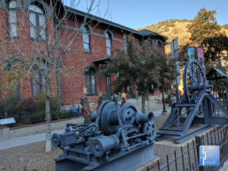Bisbee Historical and Mining Museum