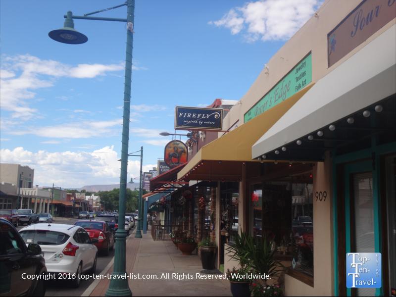 Downtown Cottonwood, Arizona