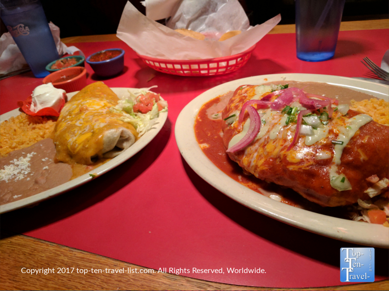 What Guy Ate at Salsa Brava in Flagstaff, Arizona