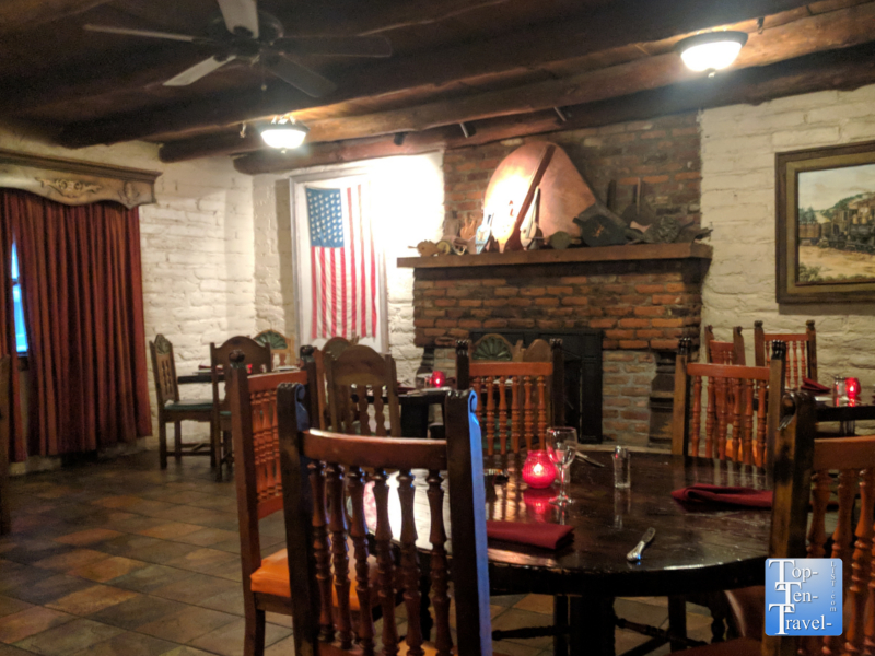 Buckhorn Saloon in Pinos Altos, NM