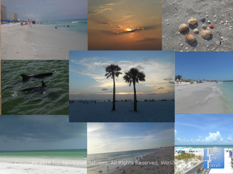 11 gorgeous Florida Gulf Coast beaches
