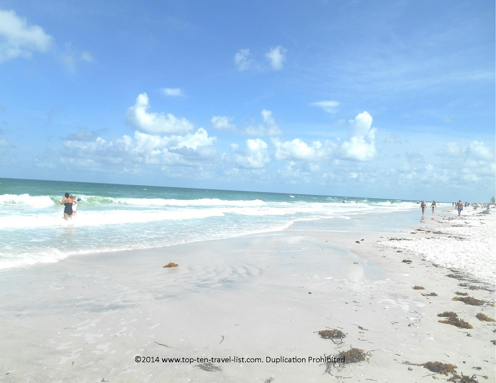 Indian Rocks Beach in Indian Shores, Florida