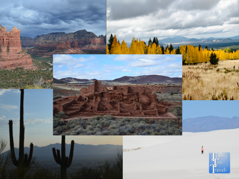 50 mesmerizing attractions in the Southwest