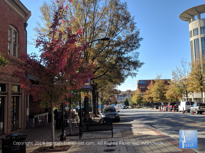 Main Street Greenville, South Carolina