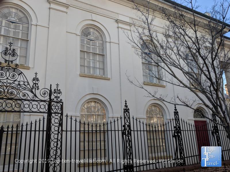 Historic church in Charleston, South Carolina