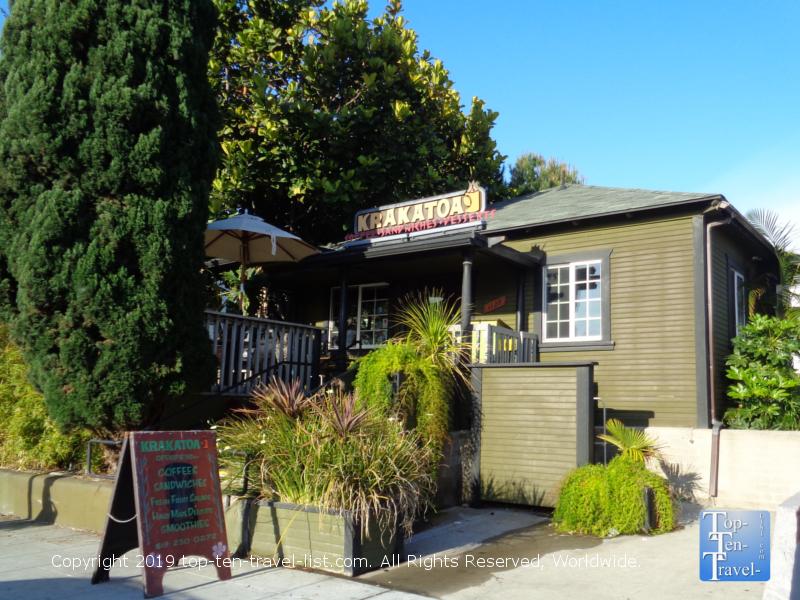 Krakatoa Coffee House in San Diego, CA