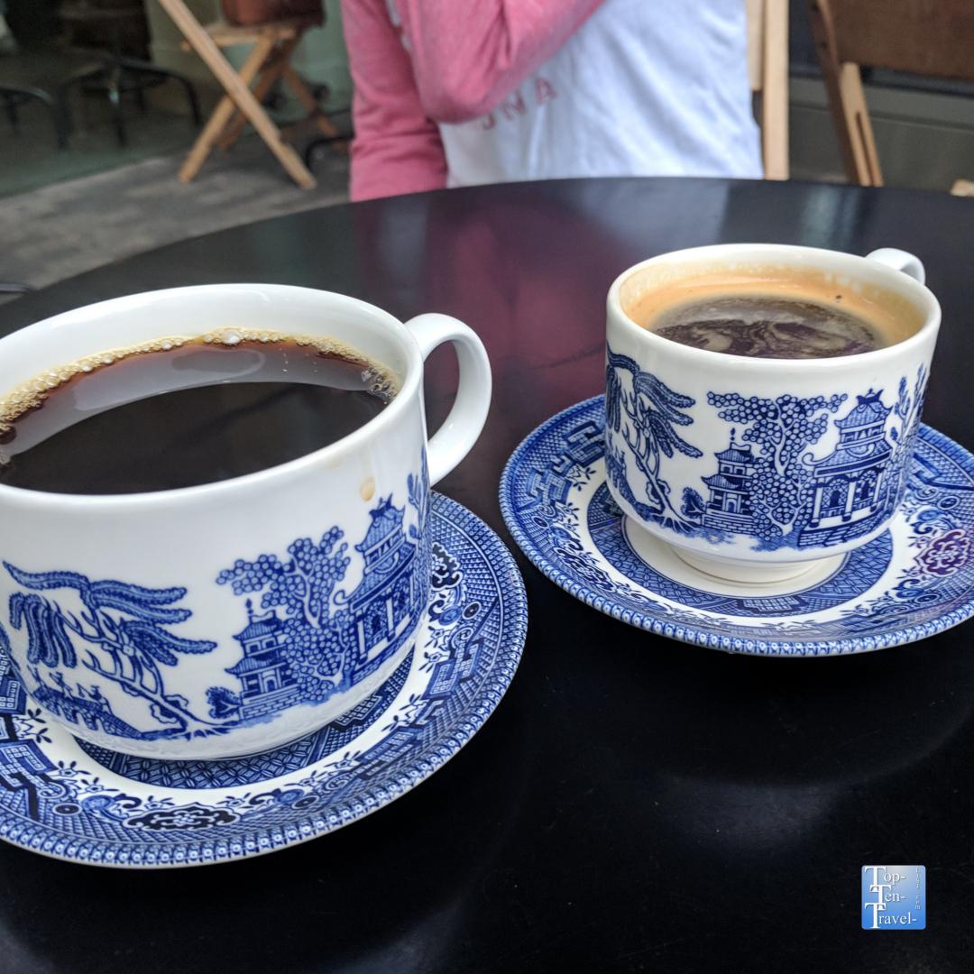 Methodical Coffee in Greenville, South Carolina