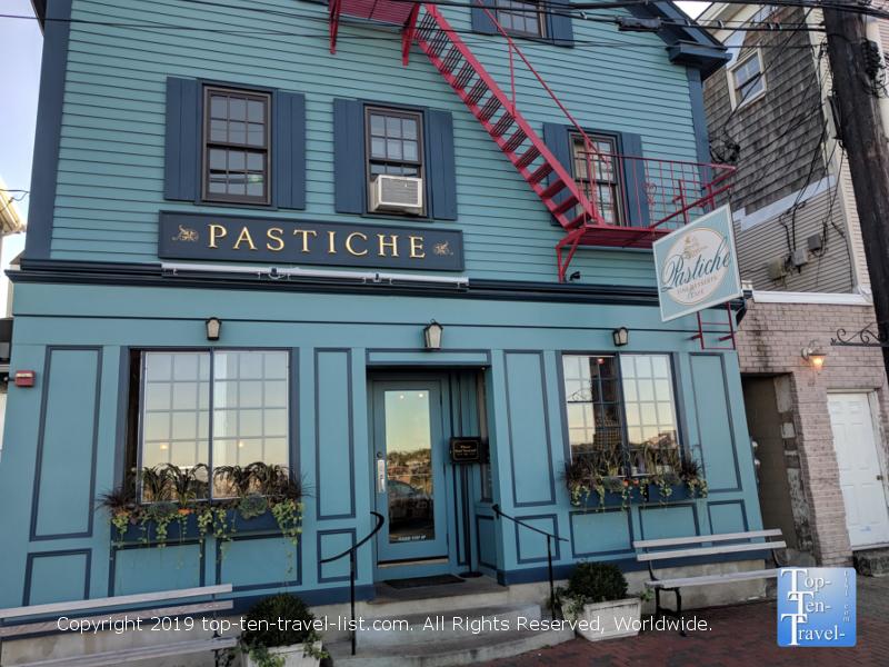 Pastiche in Providence, RI