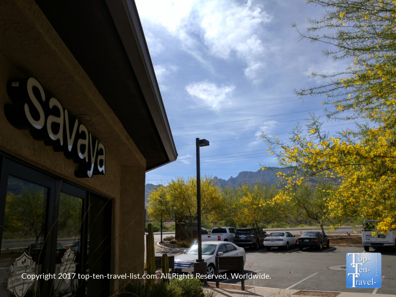 Savaya Coffee in Oro Valley, Arizona