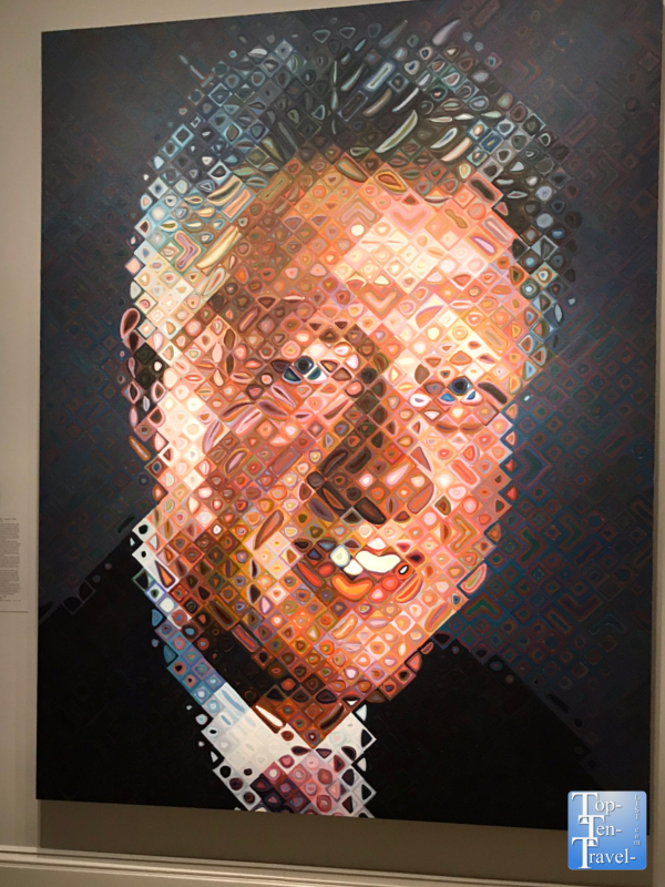 Bill-Clinton-portrait-at-the-Smithsonian-Portrait-Gallery