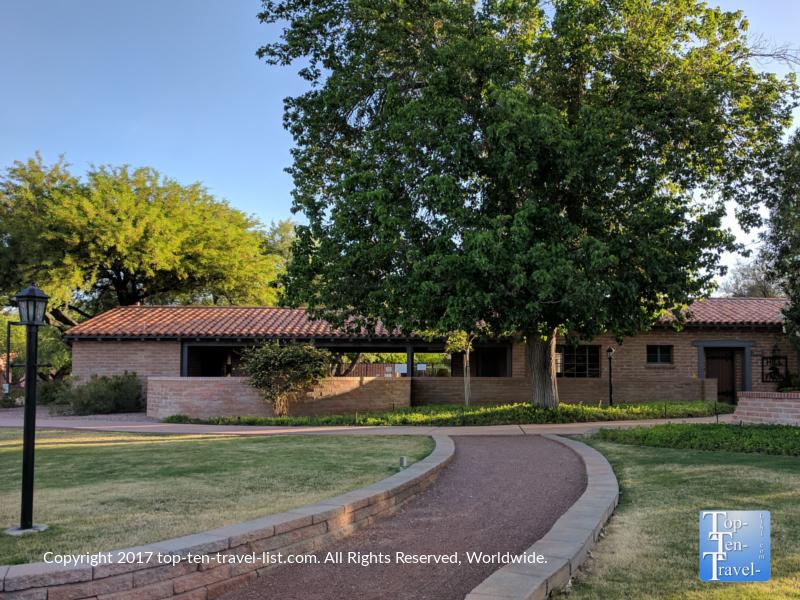 Can't Buy Me Love house in Tucson, Arizona