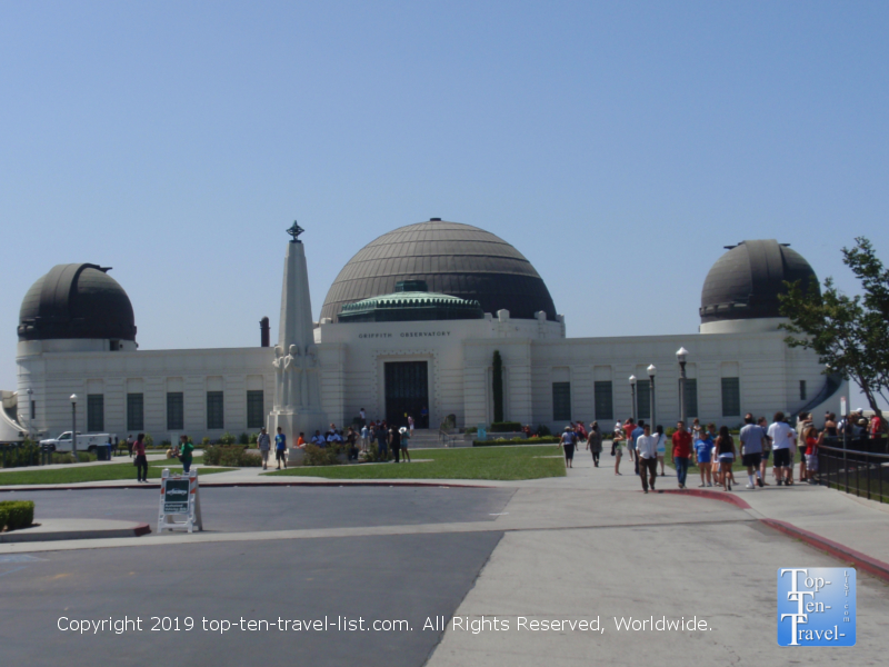 Griffith Observatory in L.A.