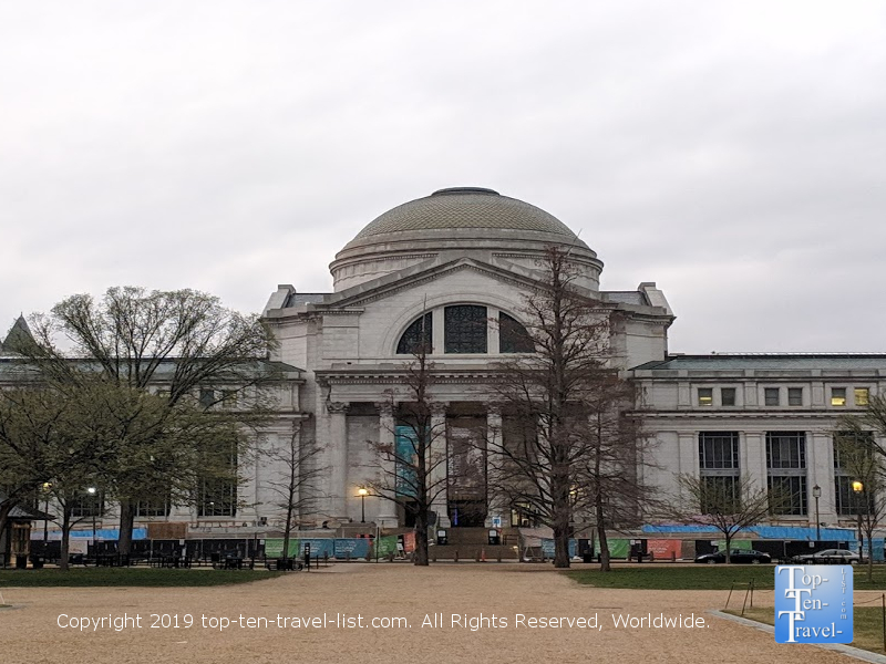 Smithsonian Museum of Natural History in DC