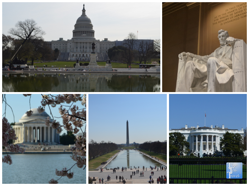Top things to do and see in Washington D.C.