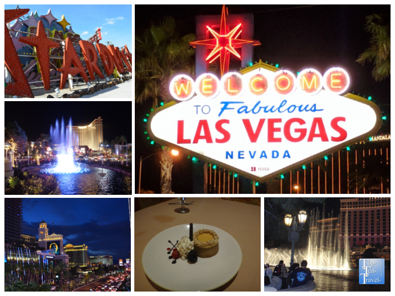 Things to do in Vegas besides gambling