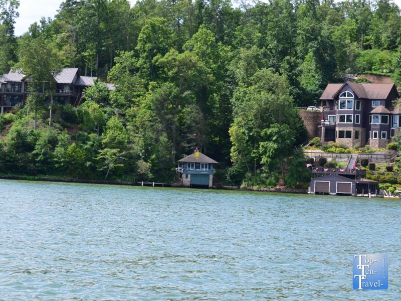 1st house on Lake Lure