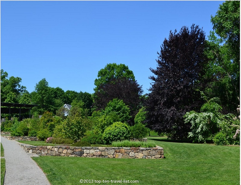 Arnold Arboretum in Boston, MA