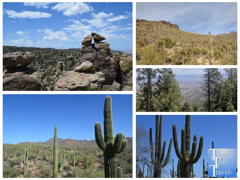 Daytripping through beautiful Southern Arizona