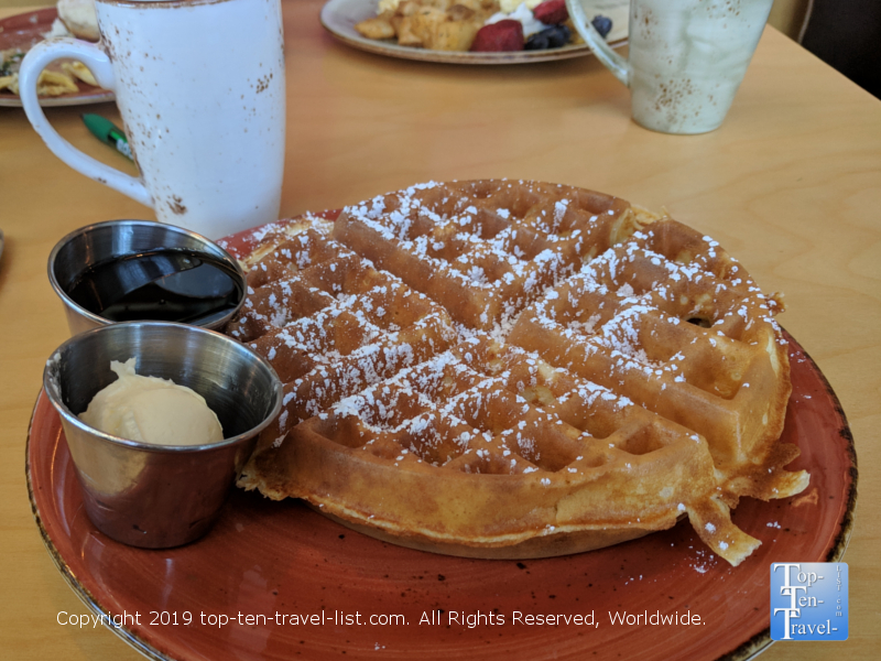 Best breakfast restaurants in Greenville, South Carolina