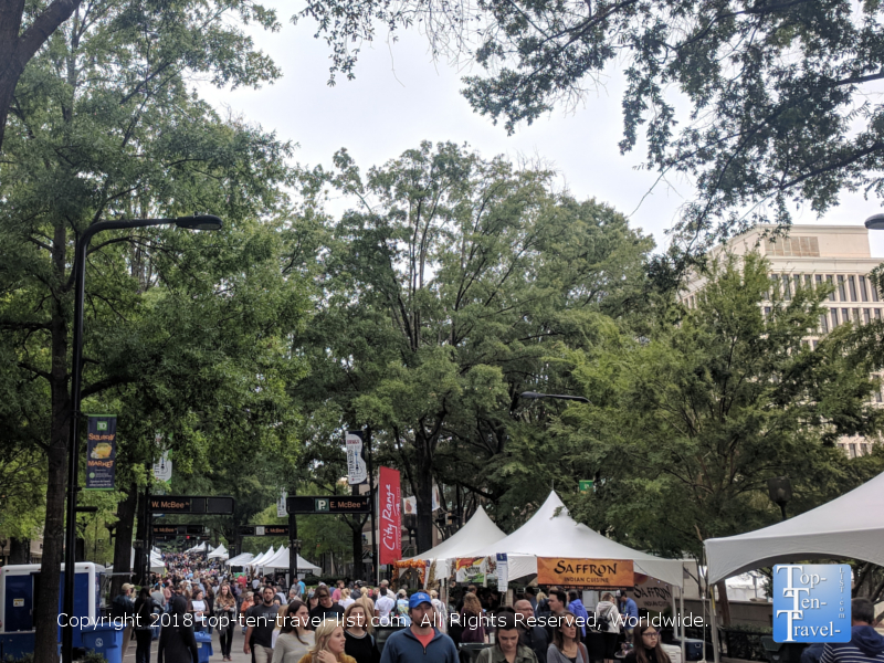Fall for Greenville event