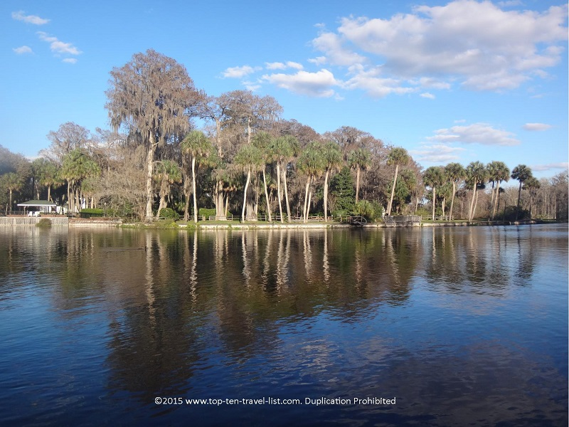 Silver Springs State Park in Central Florida