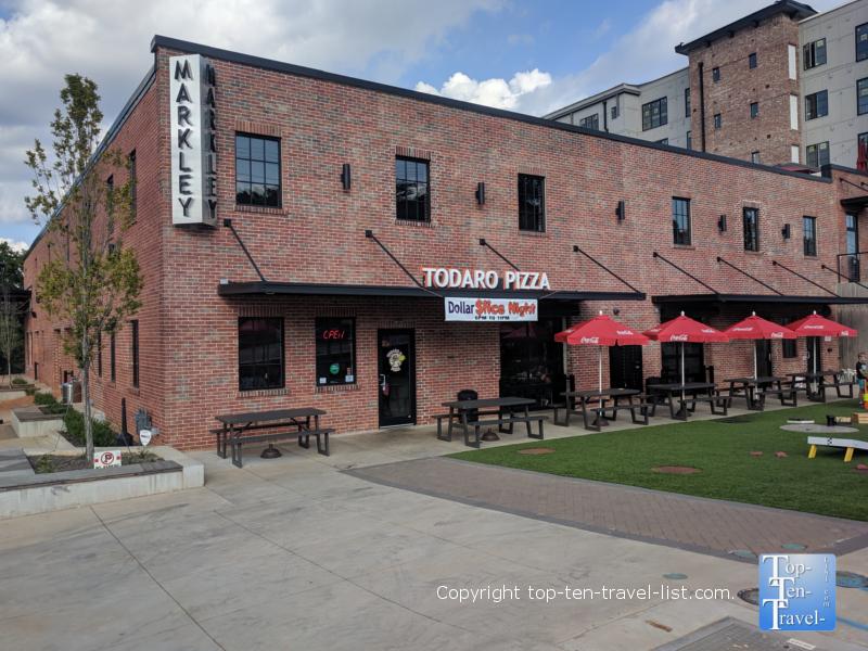 Todaro Pizza in Greenville, SC